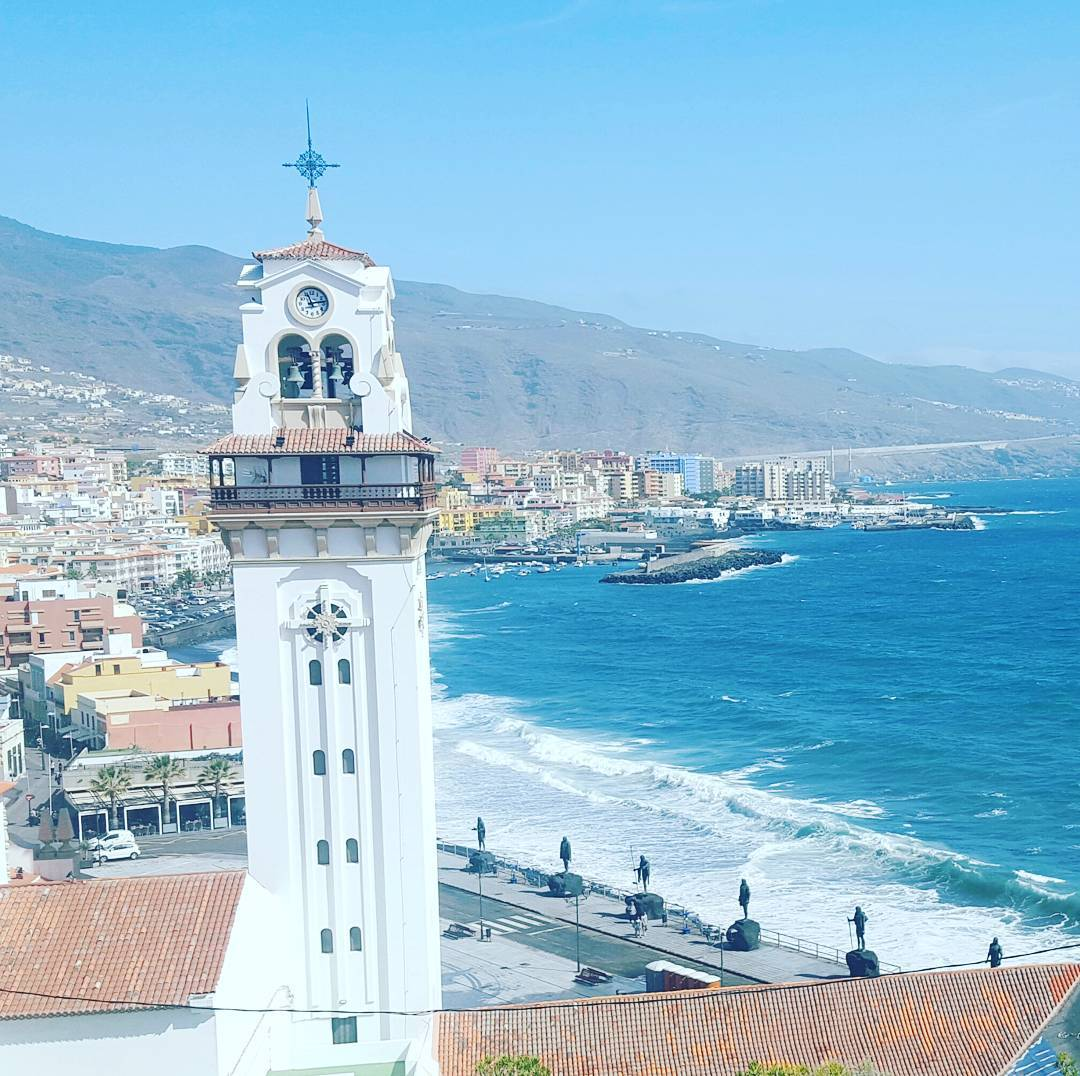 Candelaria in Tenerife, Canary Islands