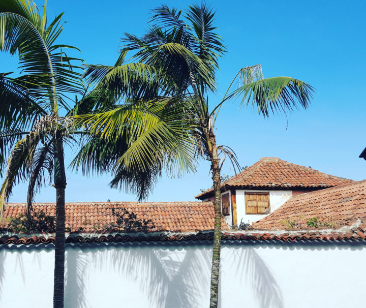 Places reachable by a bus sightseeing tours in Tenerife