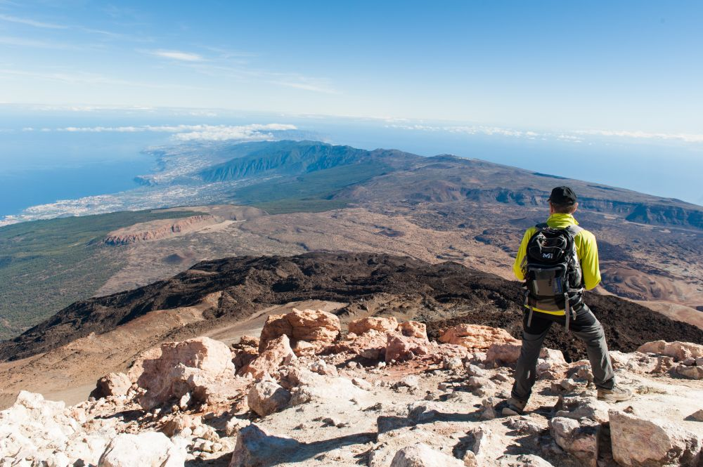 Mount Teide hiking tour