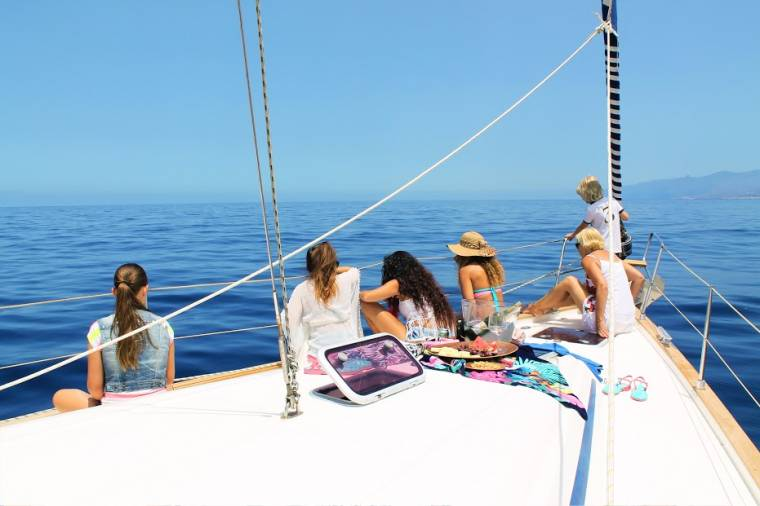 Boat trips and private charters in Tenerife