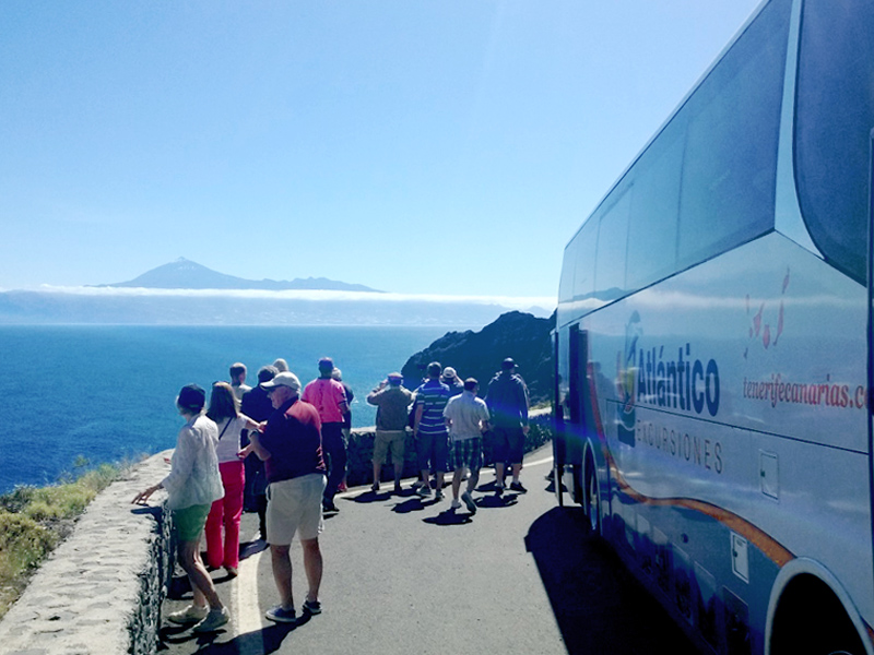 Bus tours in Tenerife - promotions and deals from Tenerife Host